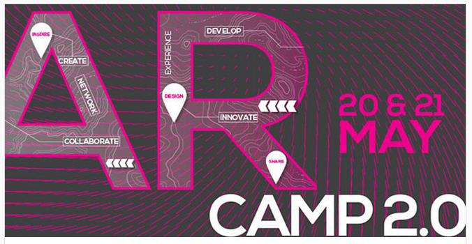 ARcamp is coming. Indeed.